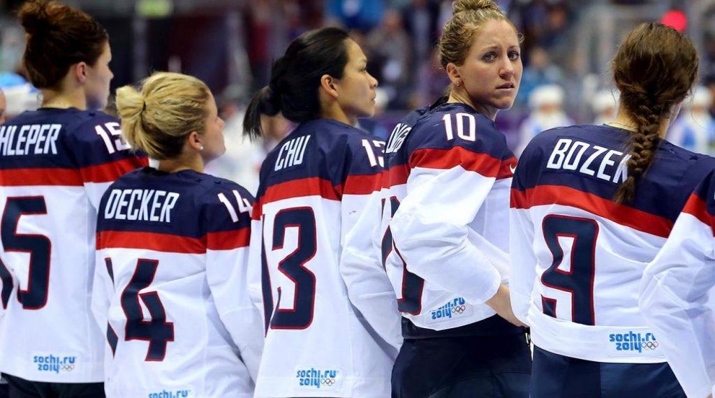 U.S. Women's Hockey