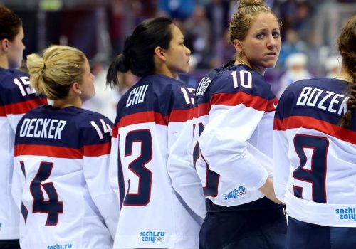 U.S. Women's Hockey
