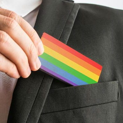 Pride Flag In Pocket